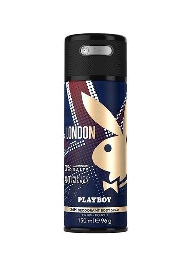 Playboy Playboy London Man Deodorant 150 ML Renksiz